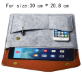 universal case pouch sleeve felt for ipad samsung google asus lenovo amazon huawei medion lifetab tablet 9.7 10.1 inch case