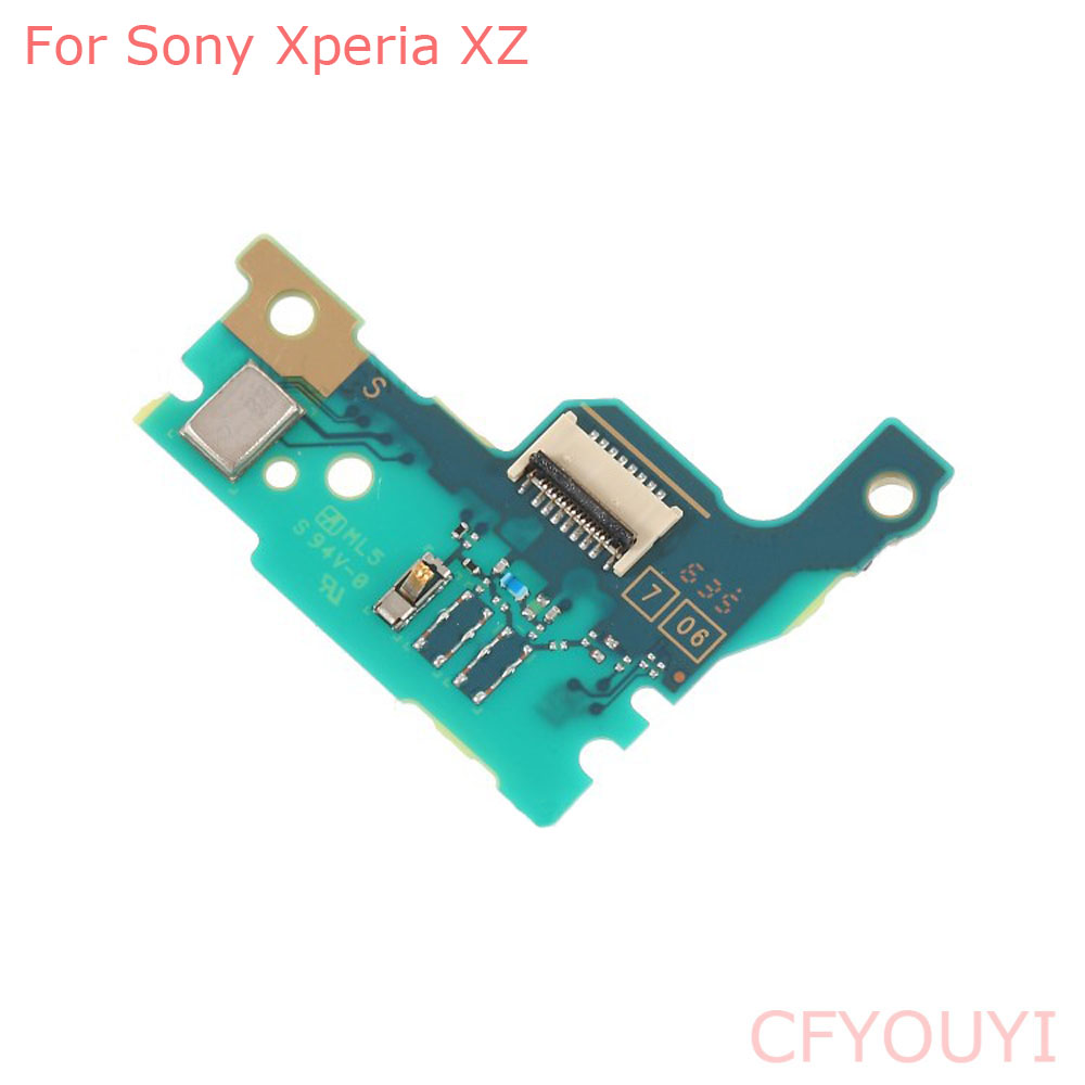 For Sony Xperia XZ Microphone Mic Flex Cable Replacement Part 4G Version