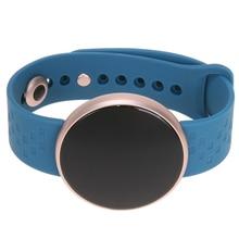 Водонепроницаемый Bluetooth Smart Браслет Шагомер padometer трекер дистанционного фотография SmartBand браслет