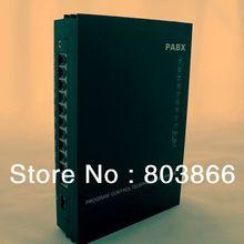 Горячая VinTelecom SV308 мини-телефон PBX 308 с 3 линиями/8 внутренние расширения SOHO телефонная система-для малого офиса