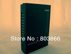 Hot vender Linhas PBX VinTelecom SV308 Mini Telefone 308 com 3/8 ramais Internos Do Sistema de Telefone SOHO-para uso de escritório pequeno