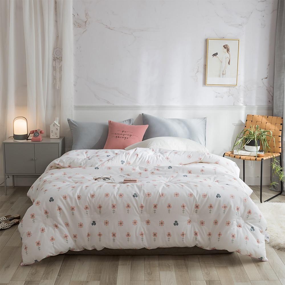 Aliexpress Com Buy Pastoral Adults Bed Bedding Duvet