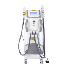 2020 4 in 1 CE approved High Quality Professional hair removal IPL SHR machine/IPL SHR OPT machine /laser+RF+pico hair removal