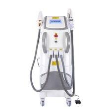 2020 4 in 1 CE onaylı yüksek kaliteli profesyonel epilasyon IPL SHR makinesi/IPL SHR OPT makine/lazer + RF + pico epilasyon