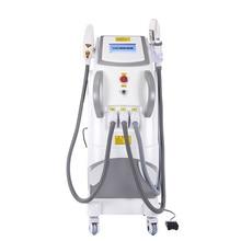 Máquina de depilación profesional IPL SHR, IPL, máquina OPT SHR, láser, RF, pico, 4 en 1, de alta calidad, aprobada por la CE, 2020