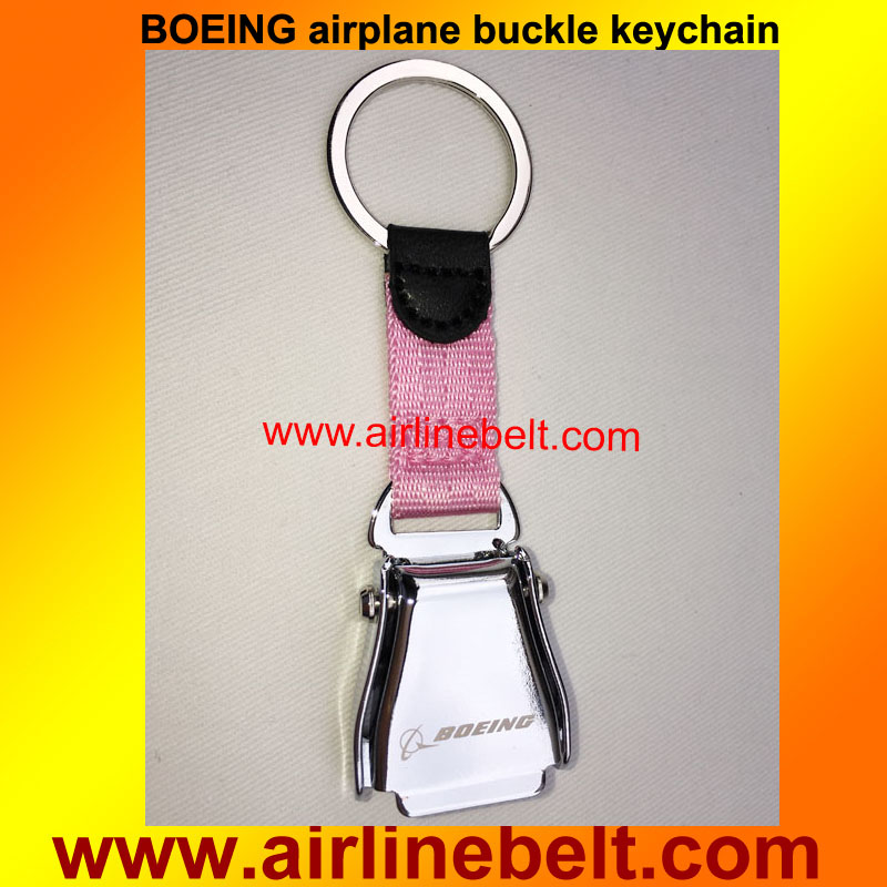 6638c793ee747e Detail Feedback Questions about Shipping free mini airplane airline seat  belt buckle keychain keyring hot selling keyholder Boeing logo aircraft  buckle key ...