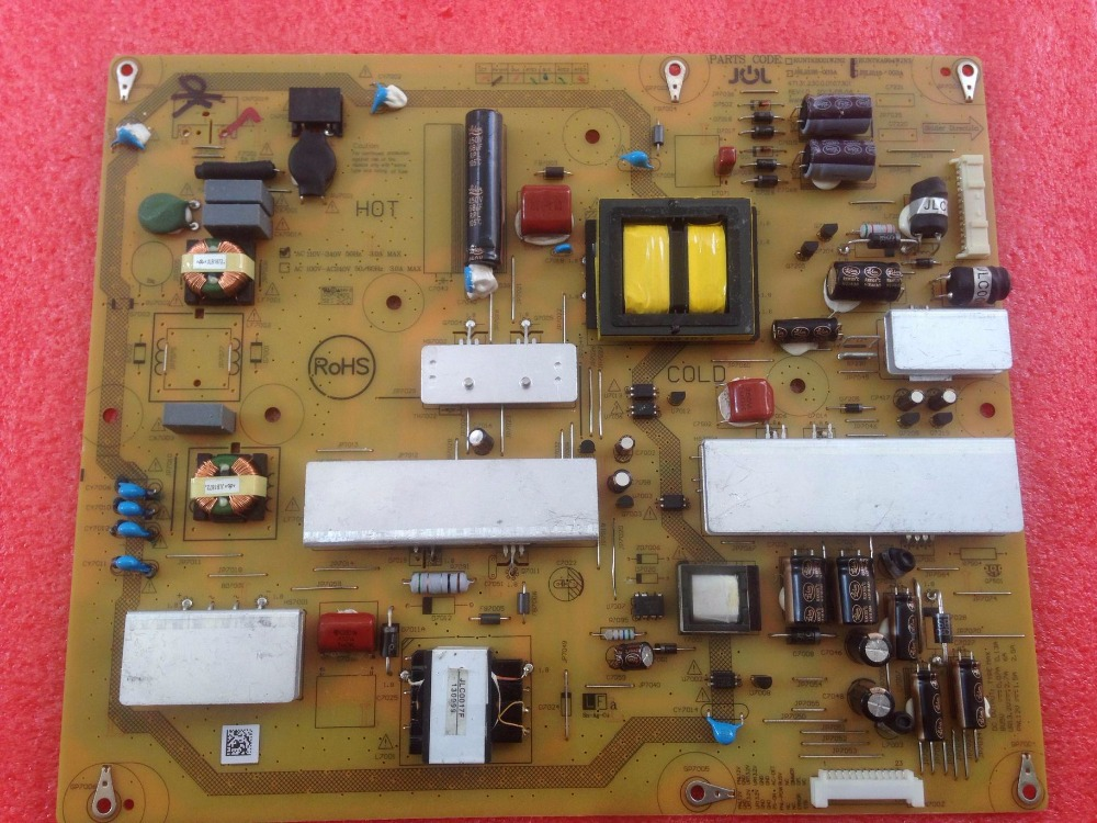 LCD-46LX640A power panel RUNTKA994WJN3 JSL2116-003A is used 42pfl9509 power panel 2300kpg109a f is used