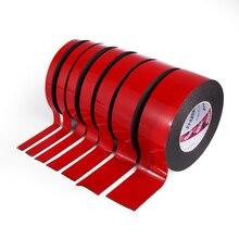 1 шт. крепкая водонепроницаемая клейкая двухсторонняя акриловая поролоновая лента для автомобиля домашняя отделка Авто Стайлинг Инструменты для ремонта аксессуары 10 м