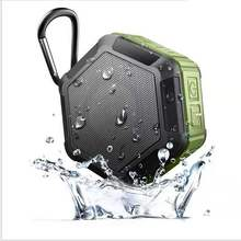 Mini portable outdoor sports wireless speaker IP67 waterproof bluetooth speaker travel indoor and outdoor speakers цена и фото