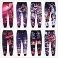 3D Jordan 23 last short Jogger Pants 2016 Autumn Winter 3D Mens Harem SweatPants Long Trousers Mens Joggers Sweatpants