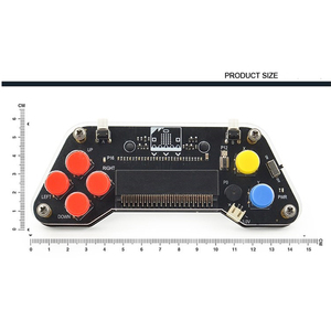Image 3 - For Micro:bit Microbit Gamepad Expansion Board Handle Joystick for Robot Car, for Kids Programming Education MB0013