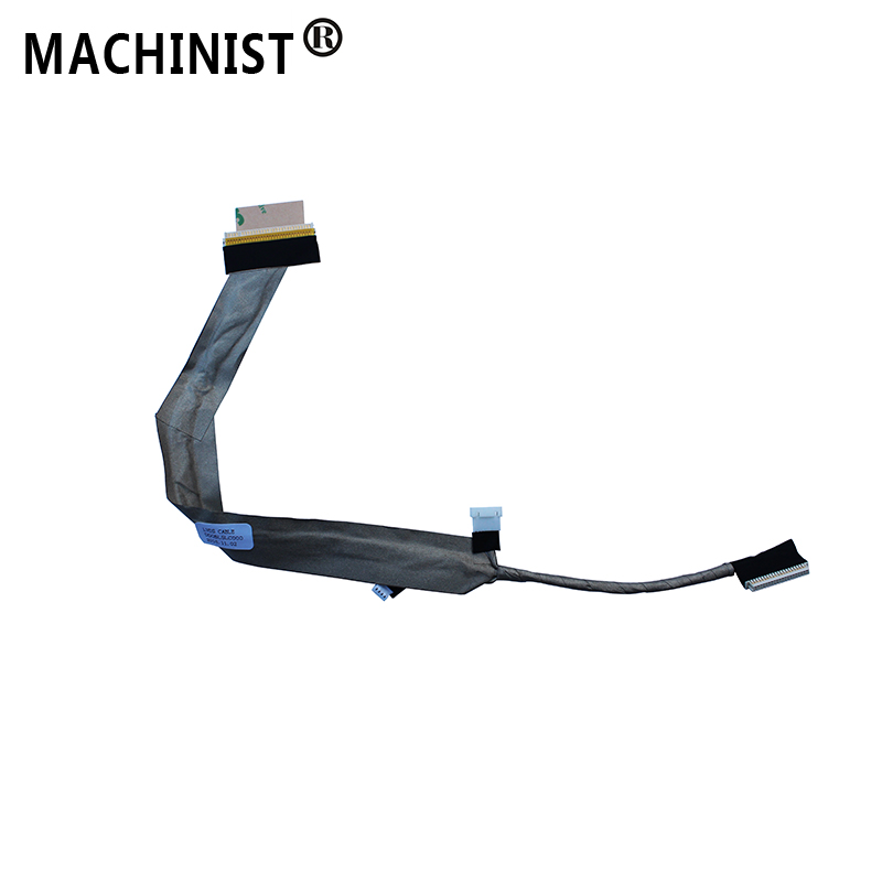 MACHINIST Video screen Flex For Toshiba satellite A300 A305 A300D A305D laptop LCD LED LVDS Display Ribbon cable DD0BL5LC000MACHINIST Video screen Flex For Toshiba satellite A300 A305 A300D A305D laptop LCD LED LVDS Display Ribbon cable DD0BL5LC000