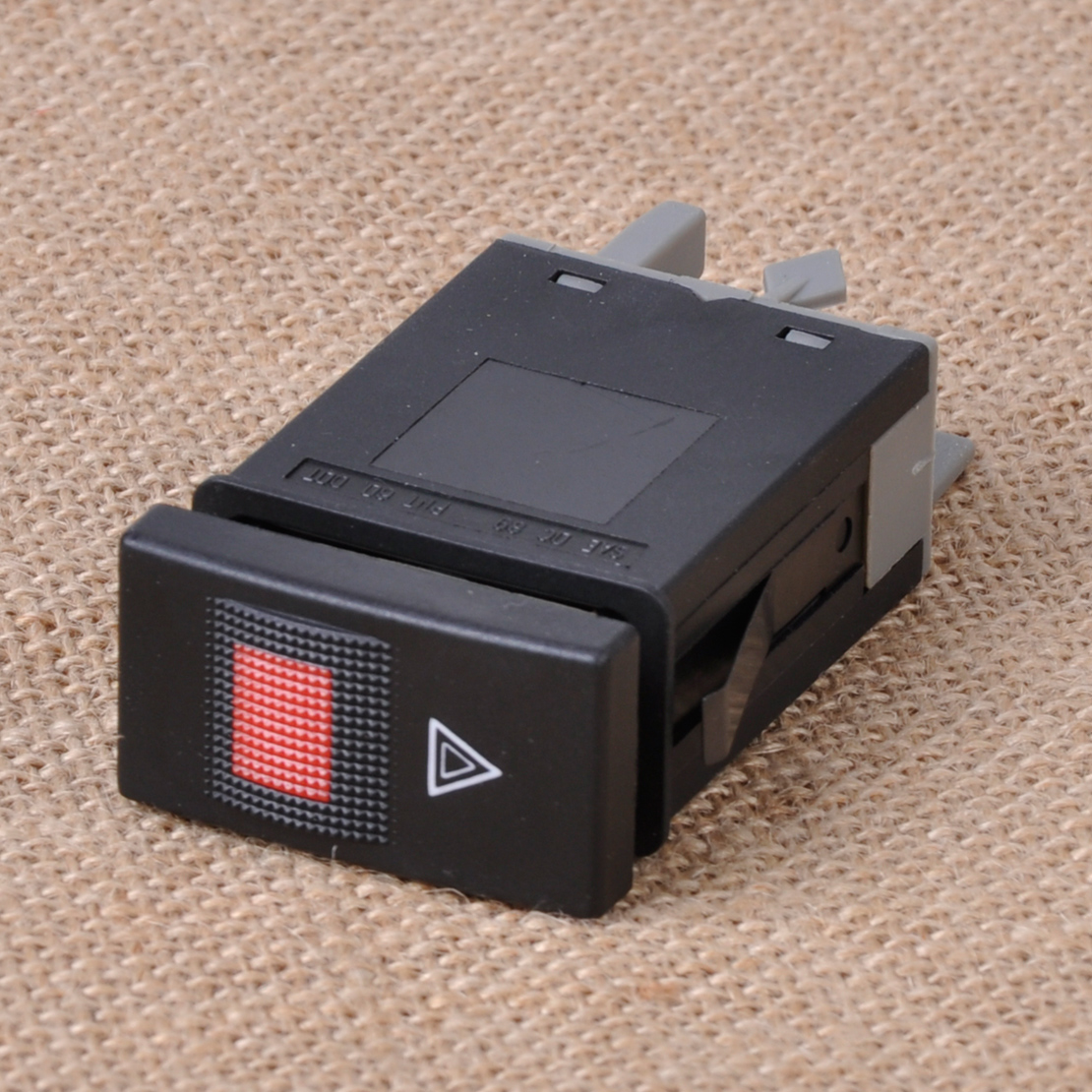 beler Replacement Emergency Warning Light Switch for <font><b>Audi</b></font> <font><b>A4</b></font> <font><b>B5</b></font> 1996 1997 1998 <font><b>1999</b></font> 2000 2001 2002 8D0941509E image