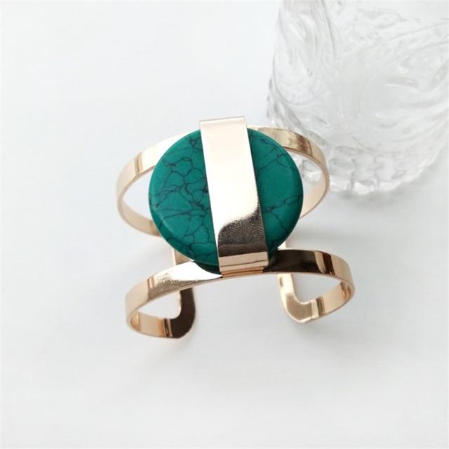 S Jewelry Metal Cuff...