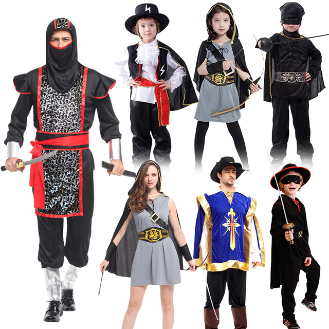 Free Shipping Ninja Hooded Huntress Ancient Warrior cosplay Costume Girls knight Fantasia Vestidos Carnival Party Fancy  sc 1 st  AliExpress.com & Free Shipping Ninja Hooded Huntress Ancient Warrior cosplay Costume ...