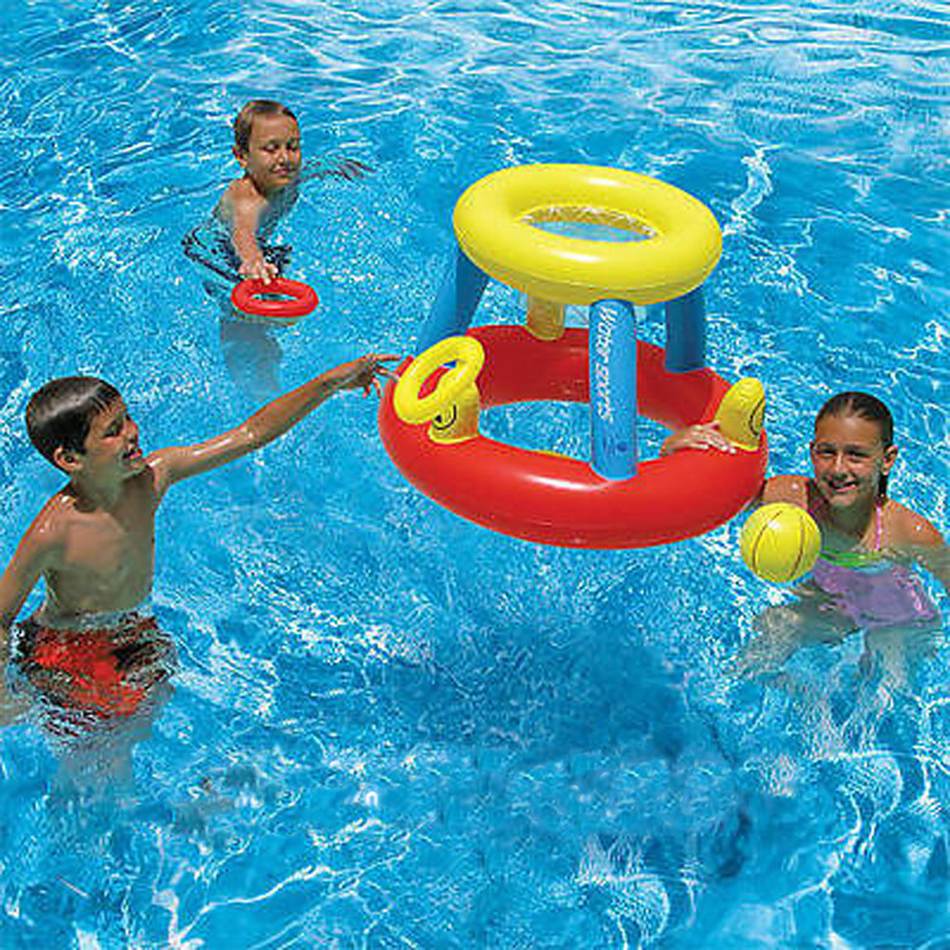 Popular Floating Pool Games Buy Cheap Floating Pool Games Lots From China Floating Pool Games