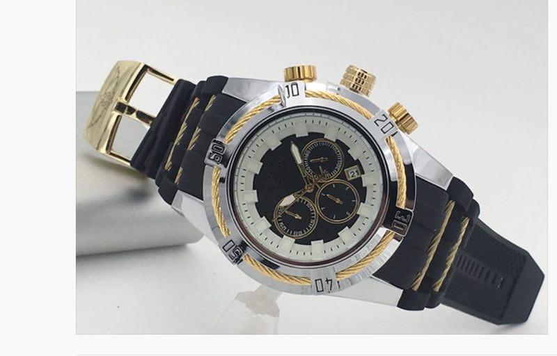 ФОТО 2017 the new leisure fashion luxury brands army watches men quartz movement