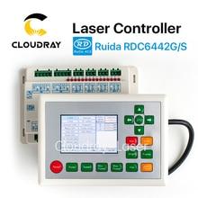 Ruida Cloudray RD RDC6442G Controlador DSP para el Grabado Láser y Máquina De Corte Láser Co2 RDC 6442 6442G 6442 S