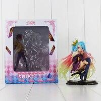 15cm Japan Anime No Game No Life Shiro 1 7 Scale Pre Painted Figure Action PVC
