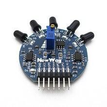 1Pcs 5 Way Flame Sensor Module Digital Analog Output Raspberry pi