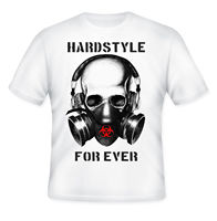2018 New Cool T Shirt HARDSTYLE FOR EVER NEW AMAZING GRAPHIC QUOTE T SHIRT S M