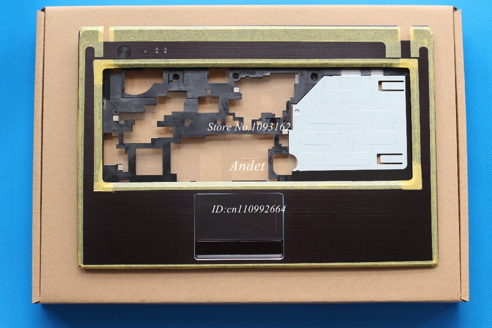 цены  New Original for Lenovo G470 G475 Palmrest Cover Upper Case Keyboard Bezel Cover with Touchpad AM0GL000700 31048222