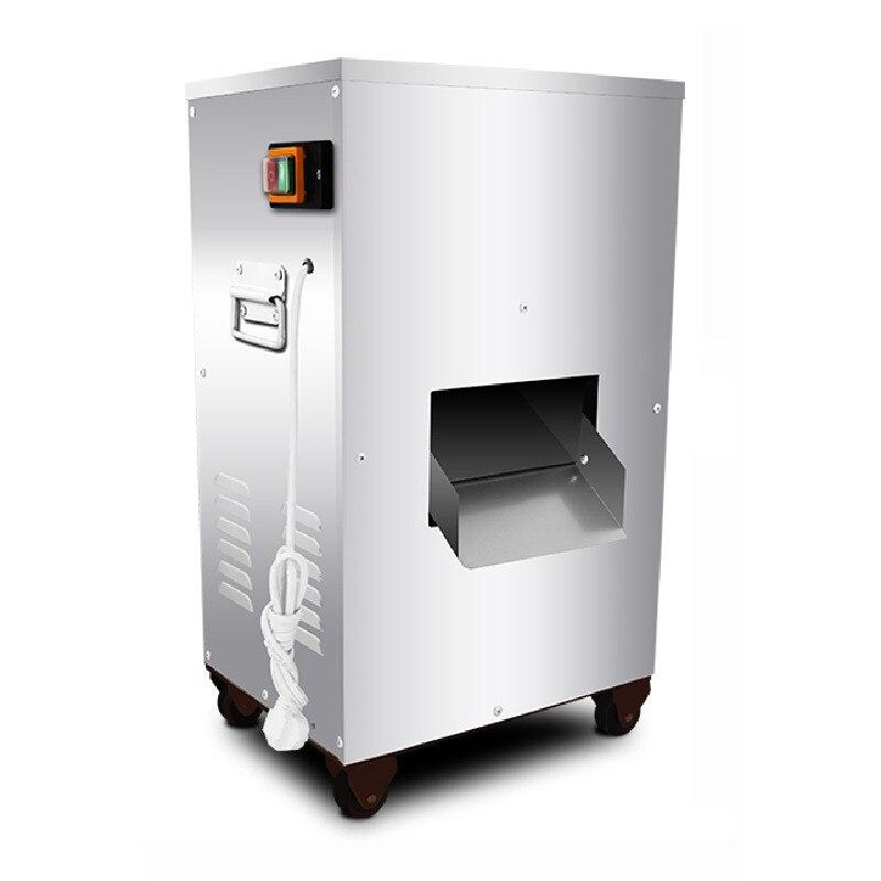 BEIJAMEI 2.5mm e 3.5mm di Spessore Commerciale Affettatrice Verticale Elettrico Macchina di Taglio di Carne a base di Carne Affettatrice Cutter