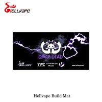 Hellvape Build Mat PC Gaming Style Mouse Mat Desk Cover RDA DIY for beginner/advanced builder VS Coil master Build E Cigarettes