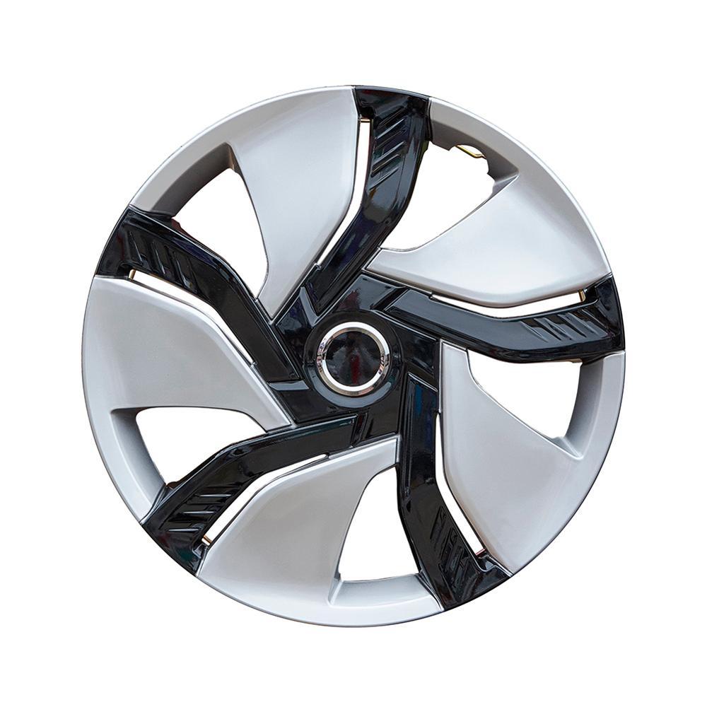 4PCS Car Hubcap For Rim 15 Inch Universal Fit Car Weel Caps Hub Cap Auto Accessories