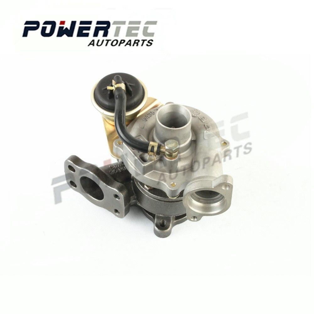 Turbolader équilibré turbo turbine 54359880007 54359700007 KP35-0009 pour Ford Fiesta VI Fusion 1.4 TDCI DV4TD 50 KW 68 ch 2002-