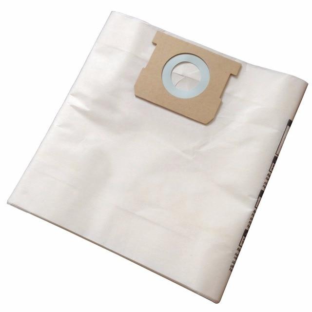 Darmowa wysyłka 10 sztuk filtr pyłowy torby projekt, aby dopasować sklep Vac 5,6, 8 galonów złapać próżni
