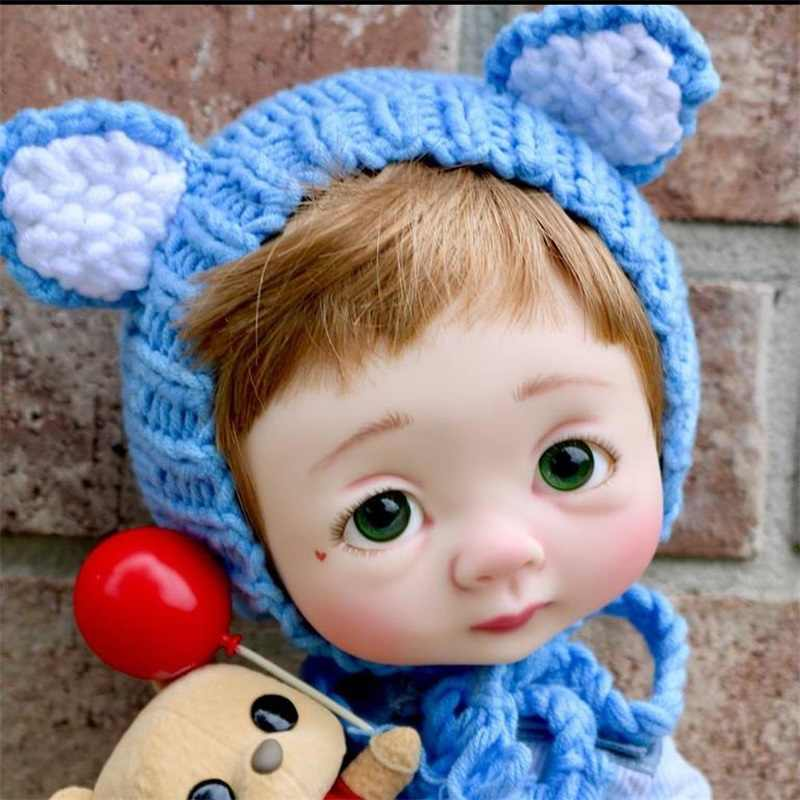 Frete grátis dollbom ollien bjd sd boneca 1/8 modelo de corpo do bebê meninas meninos alta qualidade brinquedos loja resina figuras irrealdoll luodoll