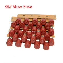 Cylindrical Fuse 250V 10amp 1A Slow Blow 5A 382 2A 10pcs 8A 4A for Lcd-Tv Power-Pcb T0.5