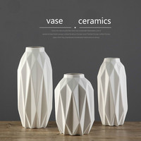 2016 New Product Chinese Porcelain Vases Home Decoration Accessories Vase For Wedding Decoration Gift