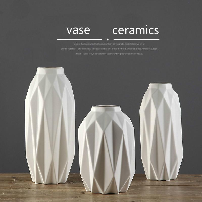 nuevo producto chino jarrones de porcelana accesorios de decoracin del hogar del florero de la