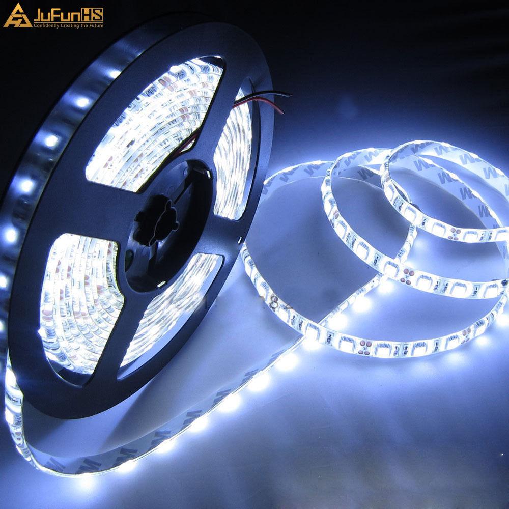 5M 300 LED fleksibilna traka za svjetla 5050 SMD 12V vodootporna - Svjetla automobila - Foto 1