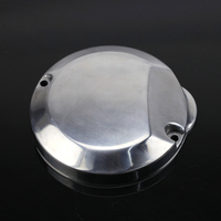 For KAWASAKI ZR400 Zephyr/X 1989 2008, ZR550 1990 1998 Motorcycle Accessories Right Pulsing Cover Engine Cover Crankcase