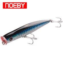 Noeby Popper Bait 155mm 52g VMC Hook Big Fishing Lure Hard Plastic Baits Isca Artificial Para Pesca Leurre Peche Fishing Tackle