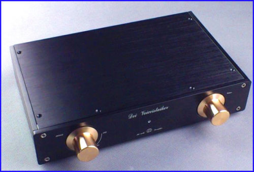 QUEENWAY Germany MBL6010D Black Gold Premium Edition pre-finished Amplifier Pre amplifier Pre amplifier 265mm* 52mm*171mm wl finished hifi black gold commemorative edition lm1875 stero amplifier 25w 25w