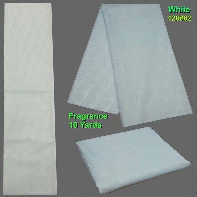 Bianco Beige colore Africano bazin riche tessuto francese ricamato bazin riche getzner tessuto per la donna vestiti da partito 5 yards