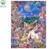Diy Diamond Painting Child S Fairy Tale Series Hobby Handmade Needlework Wall Decor Picture Of Resin