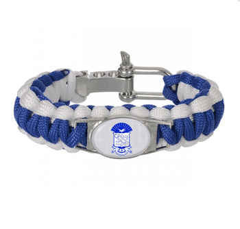Phi Beta Sigma Fraternity Survival Bracelet