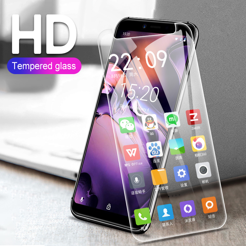 Explosion-proof Front Film For UMIDIGI A3 S3 A5 Z2 S2 One Pro F1 One Max S2 Lite Protective Glass For UMIDIGI A3 F1 One Max S2