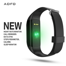 Fitness Tracker : Heart Rate Monitor Wireless Smart Wristband, Waterproof Fitness Watch with Replacement Band for Android & iOS все цены