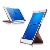 Funda de cuero PU para Huawei MediaPad M3 lite 8,0, CPN-L09, CPN-W09, 8
