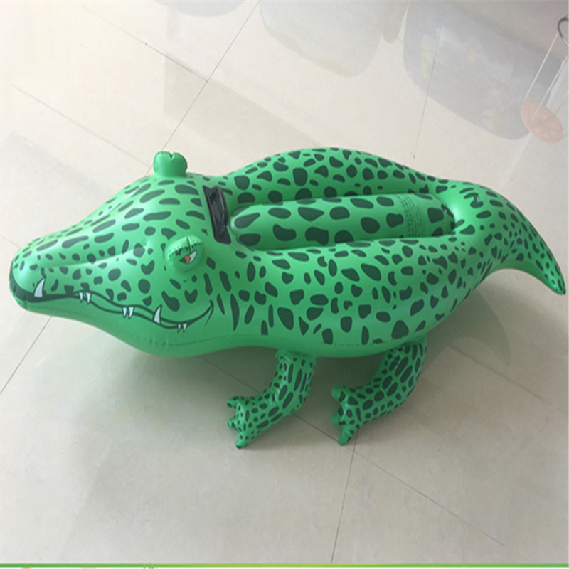 KiDaDndy 1 PC plastic crocodiles jet bath baby toddler bathing pool toys 908