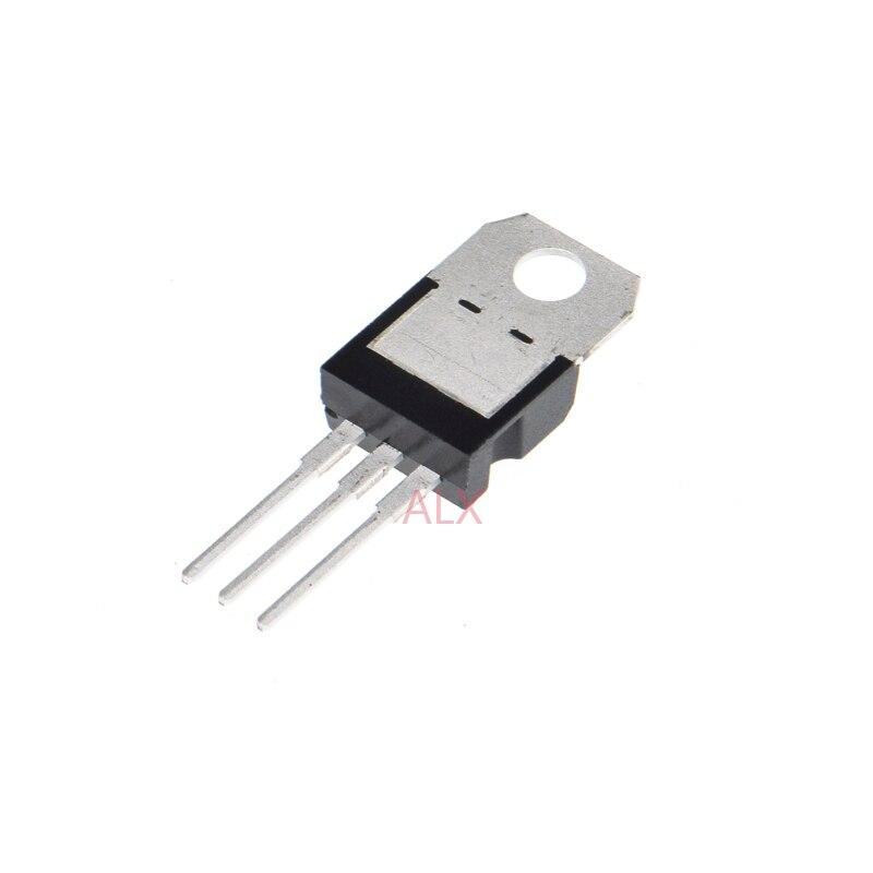 10Pcs IC L7805CV L7805 TO-220 5V Voltage Regulator  LD