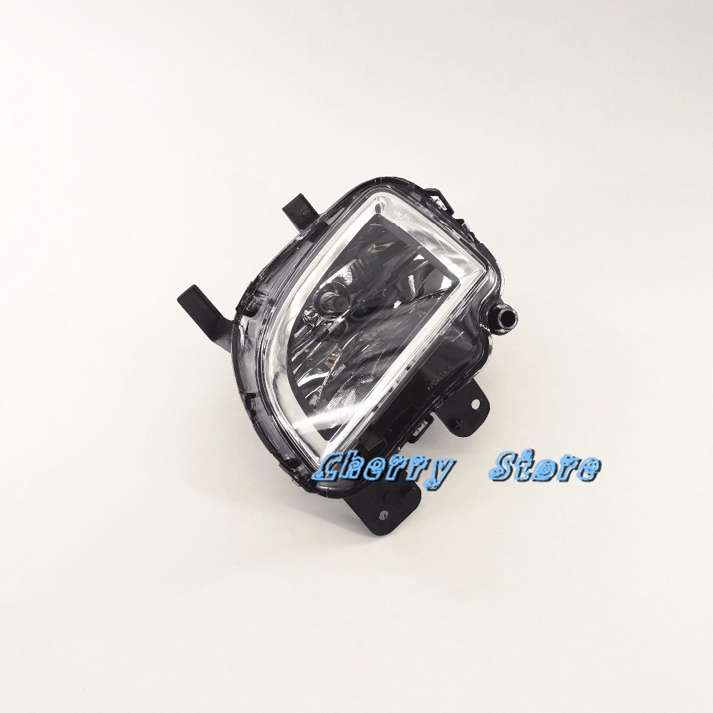 NEW 5K0 941 700 E Front Right Clear Halogen Fog Lights Fog Lamp Assembly For VW Jetta GLI Golf GTI GTD MK6 5K0 941 700 C new oem vw jetta golf mk5 gti rabbit front fog lights lamps 1t0941699 1t0941700 2005 2009