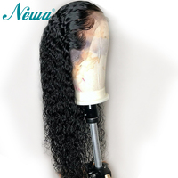 Water Wave Full Lace Human Hair Wigs Pre Plucked With Baby Hair Brazilian Full Lace Wigs For Black Woman NYUWA Remy Full Wigs
