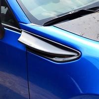 Carbon Fiber Car Styling GT86 FT86 Scion FRS BRZ Fender Bezel Cover Trim 2012 2015